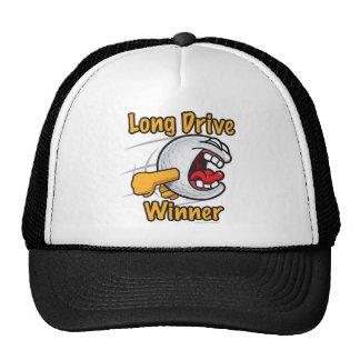 Torneo premiado del golf del agujero del ganador d gorro