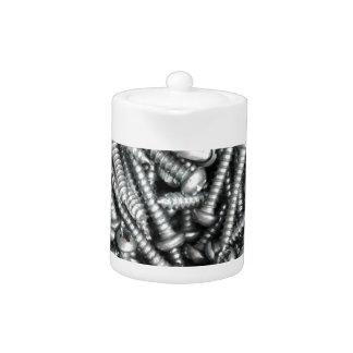 Tornillos de plata - impresión de la herramienta
