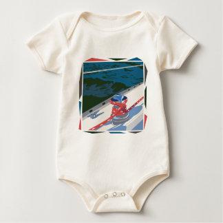 Torno del velero body para bebé