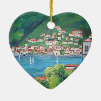 Torno, Italy Ornament