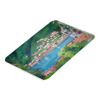 Torno, Italy Premium Magnet Rectangular Photo Magnet