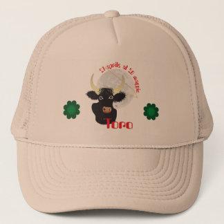 Toro 21 April Al 20 maggio Cappello Trucker Hat