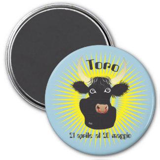 Toro 21 April Al 20 maggio magnet