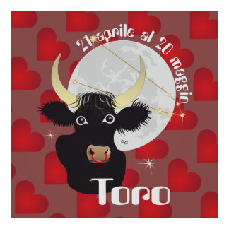 Toro 21 April Al 20 maggio poster