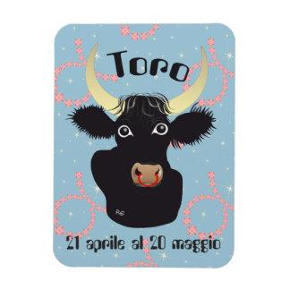 Toro 21 April Al 20 maggio Premium Flexi magnet