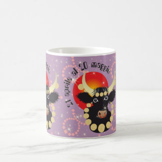 Toro 21 April Al 20 maggio Tazze Coffee Mug