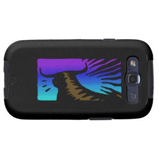 Toro al Tramonto Samsung Galaxy S Case