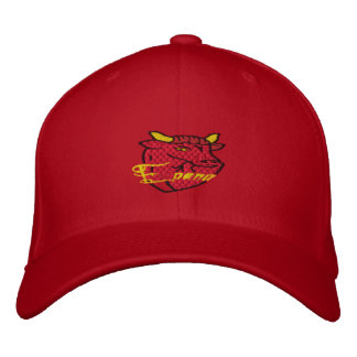 Toro Espana Bull Embroidered Cap design Baseball Cap