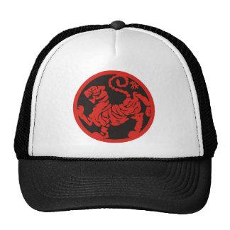 Toro_red Trucker Hat