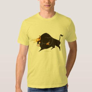 Toro the Bull Full Charge Tee Shirt