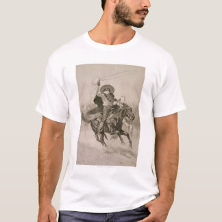 Toro, Toro by Frederic Remington  T-Shirt