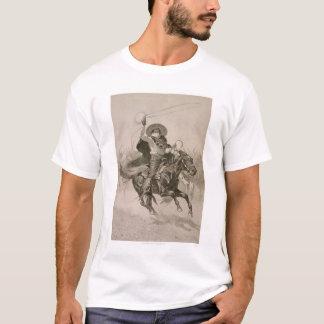 Toro, Toro by Frederic Remington  T-Shirt