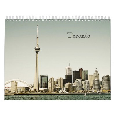 toronto - 2013 calendar