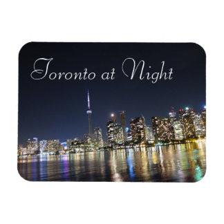 Toronto at Night Magnet