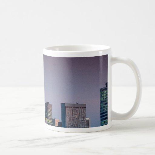 Toronto, by night, Ontario, Canada Coffee Mugs