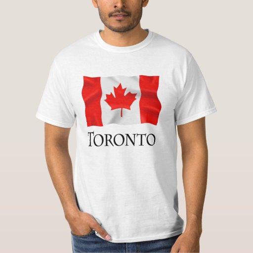 Toronto - camiseta del valor