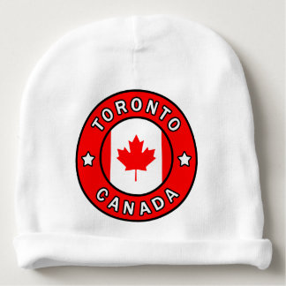 Toronto Canada Baby Beanie