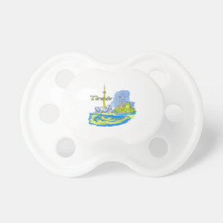 toronto canada city graphic image png pacifier