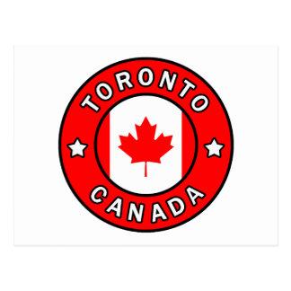 Toronto Canada Postcard