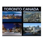 Toronto Canada  Postcard by Mojisola A gbadamosi O