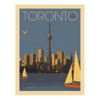 Toronto Canada    Save the Date Postcard