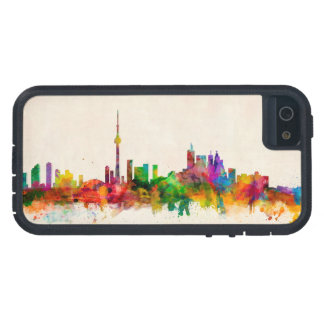 Toronto Canada Skyline Case For The iPhone 5