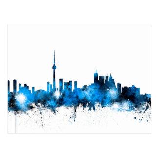 Toronto Canada Skyline Postcards
