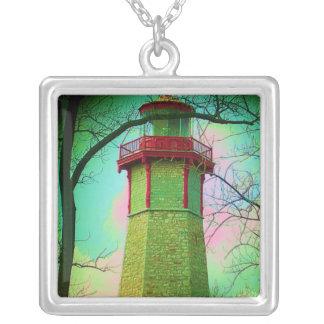 TORONTO CENTRE ISLAND Oldest Light House Necklace