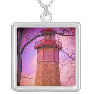 TORONTO CENTRE ISLAND Oldest Light House Necklaces