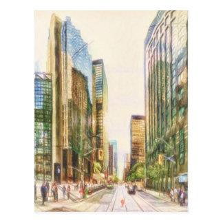 Toronto céntrico por el mac de Shawna Postales