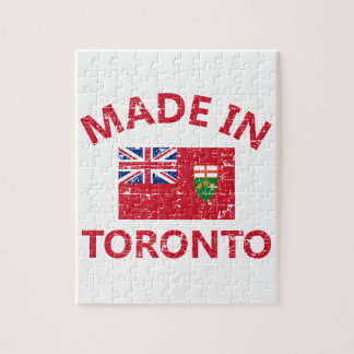 Toronto Coat of arms Puzzles