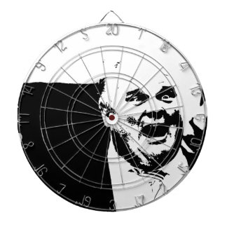 Toronto Crack Smoking Mayor Rob Ford Dartboard With Darts