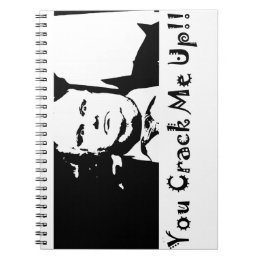 Toronto Crack Smoking Mayor Rob Ford Notebook