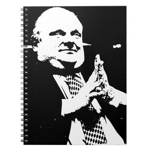 Toronto Crack Smoking Mayor Rob Ford Notebooks