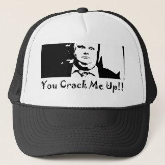 Toronto Crack Smoking Mayor Rob Ford Trucker Hat