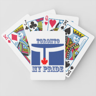 Toronto Designs Poker Deck