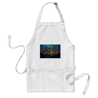Toronto DownTown Spectacle CNTower Waterfront fun Adult Apron