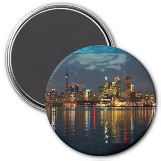 Toronto DownTown Spectacle CNTower Waterfront fun Magnet