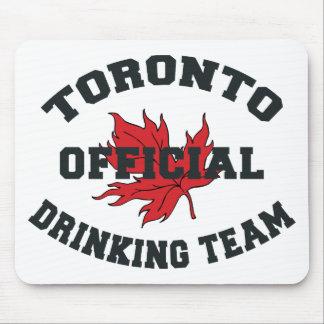 Toronto Drinking Team Mouse Pad
