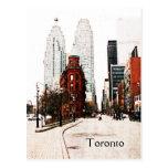Toronto, edificio plano del hierro postal