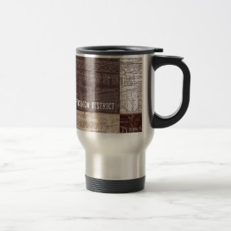 Toronto fashion district traveler mug