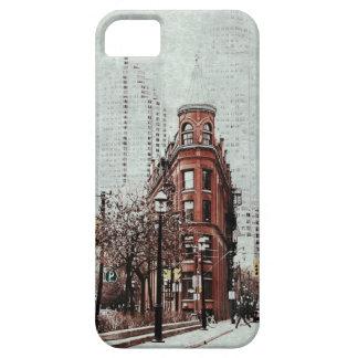Toronto flat iron building case iPhone 5 covers