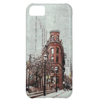 Toronto flat iron building case iPhone 5C cases