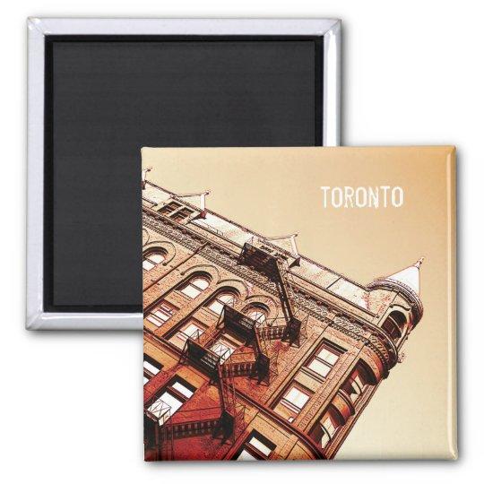 Toronto Flat Iron Building Magnet