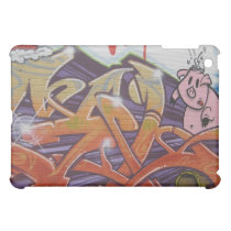 Toronto Graffiti iPad Case