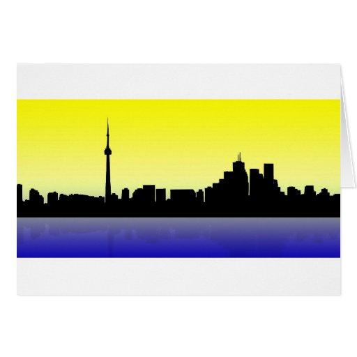 Toronto Greeting Card
