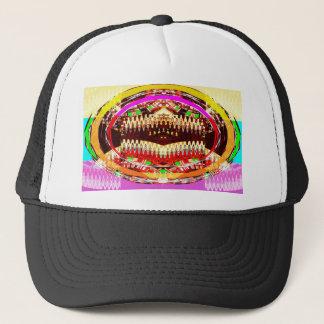 Toronto Harbour Front - Wave Dance Trucker Hat