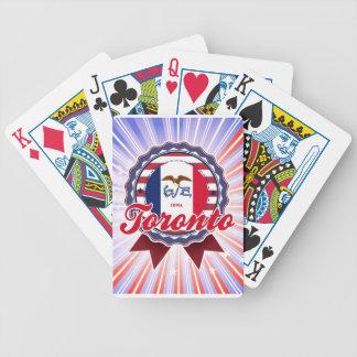 Toronto, IA Poker Cards