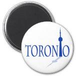 Toronto Imán De Frigorífico