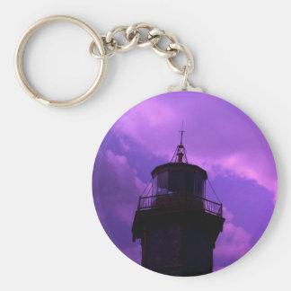 Toronto Island Oldest Light House V1 Keychain